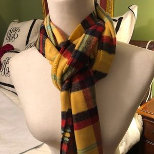 Gorgeous Scarf-bright and New without tags.